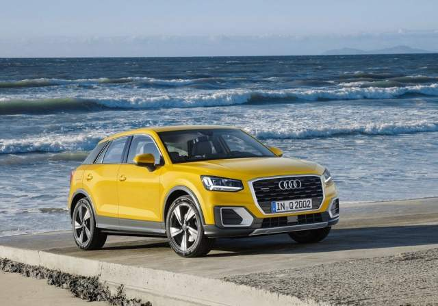 Audi Q2 India Launch in 2017; Price 23 lakhs; Audi Q2 Specifications 2017-audi-q2-india-official-images-1