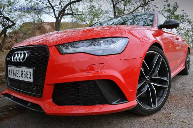 audi rs6 avant india review images 1