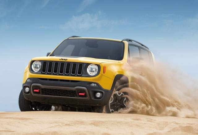 Jeep Compact SUV India Launch in 2018; Price Rs 9 lakh; Specifications 2017-jeep-renegade