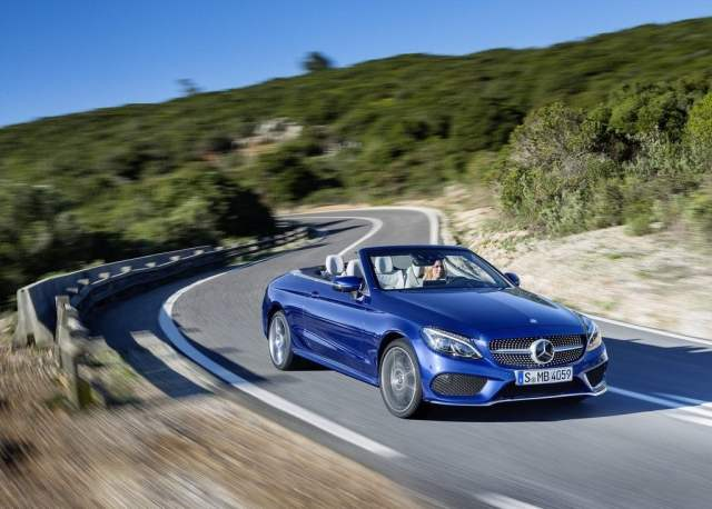 Mercedes C Class Cabriolet India Price Rs 60 lakh; Specifications, Images 2017-mercedes-benz-c-class-cabriolet-3