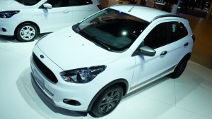 ford ka trail (ford figo cross) sao paulo images