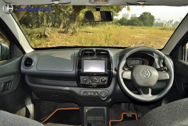 Renault Kwid Easy-R AMT Test Drive Review with Specifications, Images renault-kwid-amt-automatic-test-drive-review-images-1