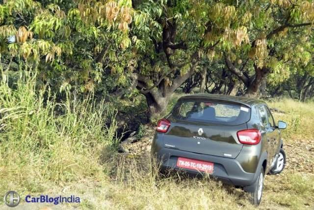 Renault Kwid Easy-R AMT Test Drive Review with Specifications, Images renault-kwid-amt-automatic-test-drive-review-images-8