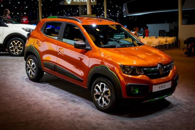 Renault Kwid Outsider Concept Unveiled at Sao Paulo, Brazil renault-kwid-outsider-concept-sao-paulo