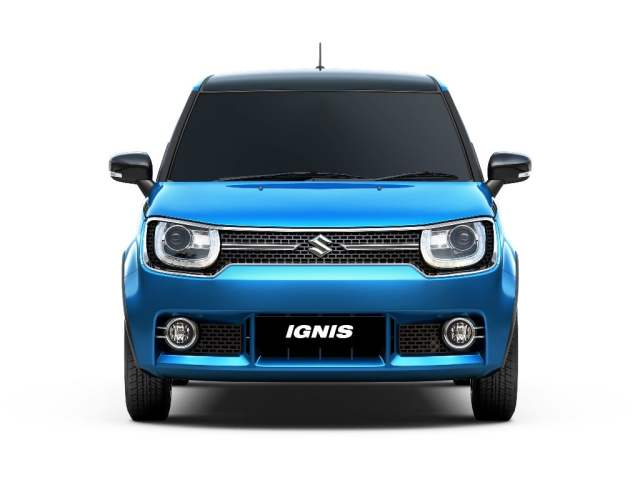 maruti-IGNIS-official-image-FRONT-SHOT