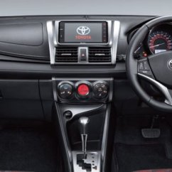 Toyota Yaris Trd India Perbedaan Grand New Avanza E Dan G 2017 Launch Date Price Specifications Mileage Images Interior Dashboard