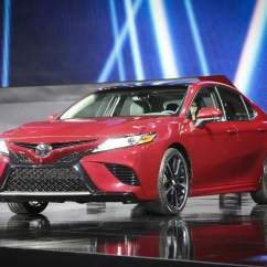 All New Camry Hybrid 2018 Grand Avanza Pertalite Toyota India Launch Price Specifications Design Detroit Auto Show