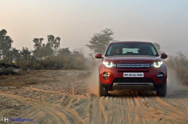 Land Rover Discovery Sport Test Drive Review