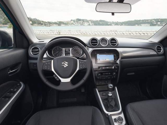 new maruti grand vitara india side profile interior