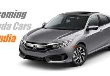 upcoming honda cars in india