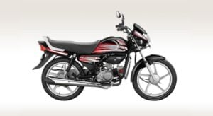 Hero HF Deluxe i3S Price, Mileage, Specifications