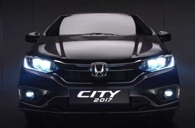 Upcoming Sedan Cars in India 2017 With Price, Launch Date, Specifications honda city 2017 images front