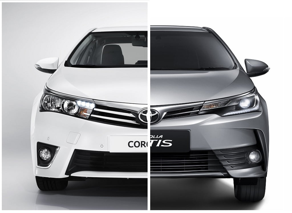 new corolla altis diesel automatic toyota yaris trd cvt old vs model comparison of price