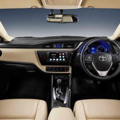New Corolla Altis Launch Date In India Perbedaan All Kijang Innova G V Q Toyota Old Vs Model Comparison Of Price