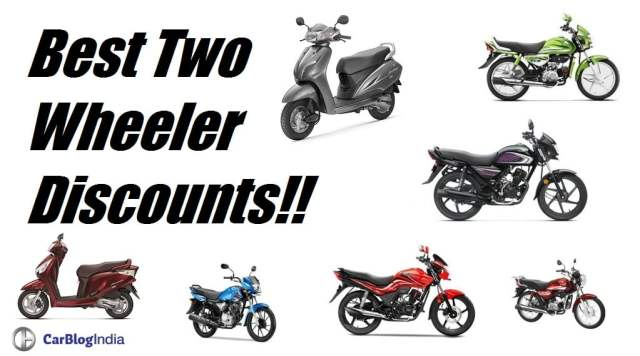bs 3 two wheeler discounts