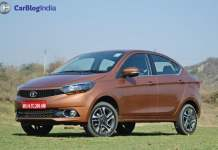 tata tigor launch price