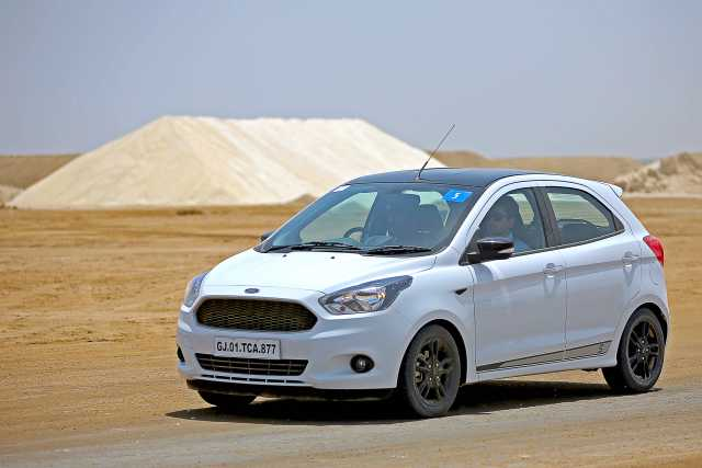 2017 ford figo s test drive review