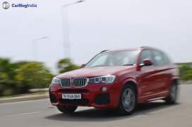bmw x3 test drive review