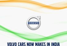 volvo local assembly in india