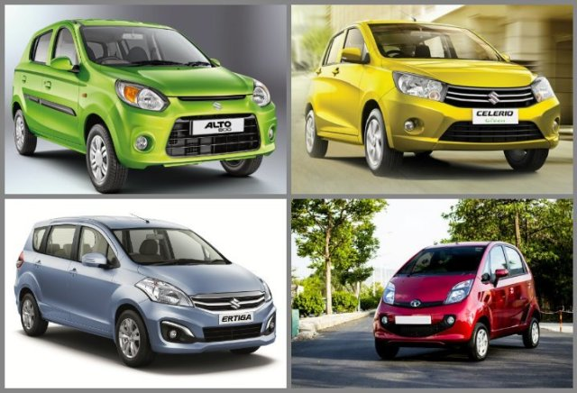 Best CNG Cars in India 2017
