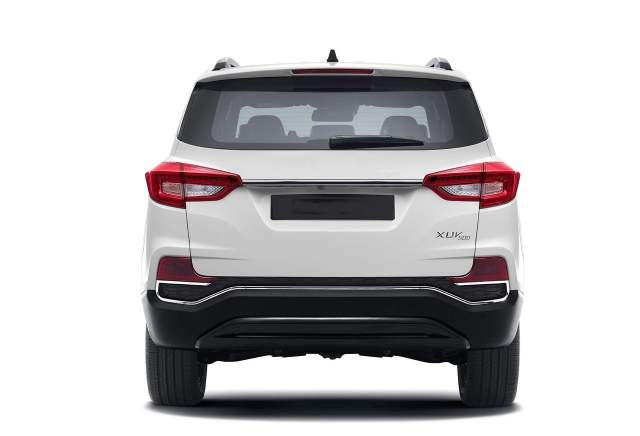 Mahindra Xuv 700 Images Rear Carblogindia