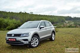 volkswagen tiguan test drive review images front angle
