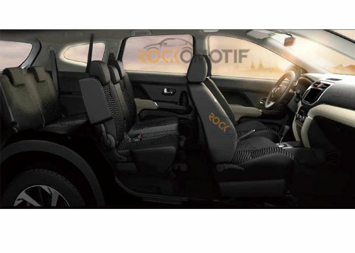 all new camry 2017 indonesia harga second grand avanza 2016 2018 toyota rush interior leaks online ahead of launch in ...