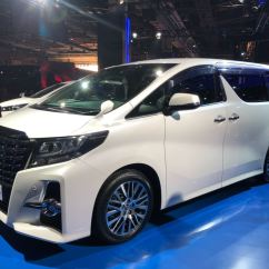 All New Alphard 2020 Yaris Trd 2018 Toyota India Debut Takes Place At Auto Expo