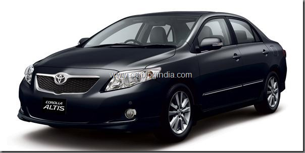 new corolla altis launch date in india cover jok grand avanza toyota diesel on road price specs varinats specifications