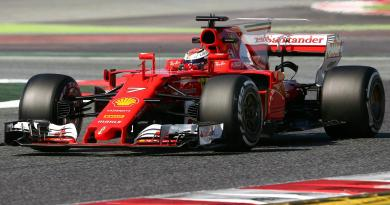 Formula One test sessions in Montmelo