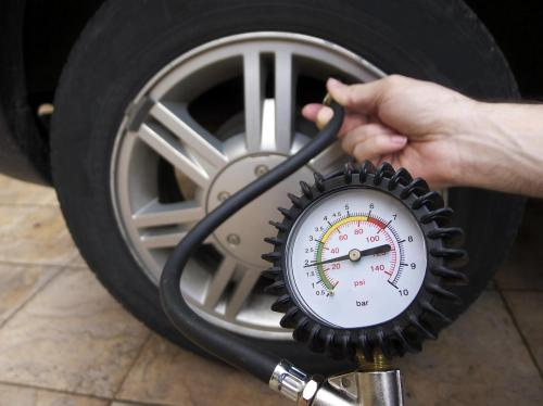 Image result for Check Your Car's Tire Air and Pressure