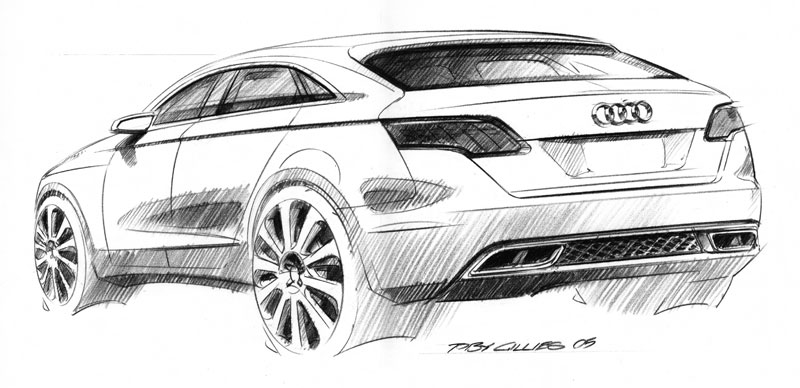 Fast Net Cars: Audi Roadjet Concept PIctures download
