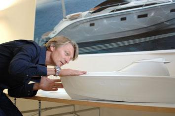 BMW DesignWorksUSA Yacht Designer