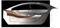 Mercedes-Benz F800 Style Concept - Car Body Design