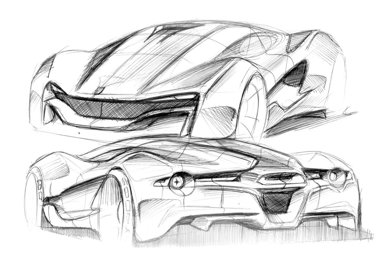 Ferrari World Design Contest Xezri Concept