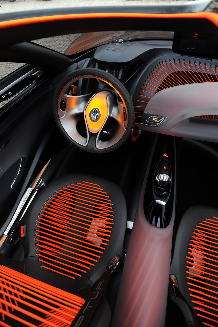 New Design Car Wallpaper Renault Captur Concept Interior Car Body Design