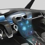 Lamborghini Encierro Concept Interior Design Render Car Body Design