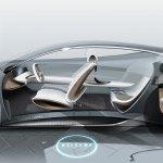 Hyundai Le Fil Rouge Concept Interior Design Sketch Render Car Body Design