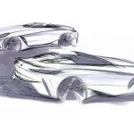 New Bmw Z4 Design Sketch Car Body Design