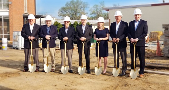 Carboline Breaks Ground on New Fire Lab