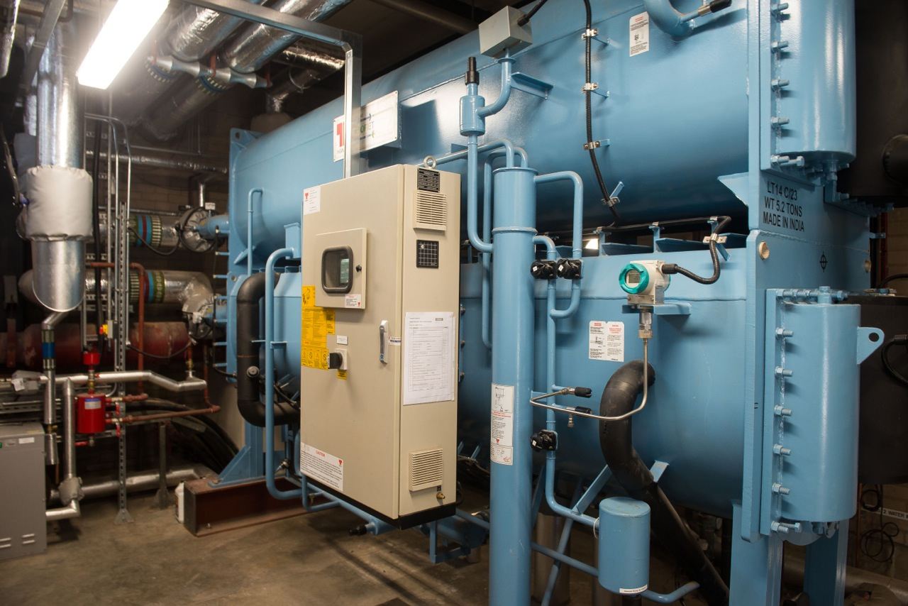 Harrogate opens New Energy Centre - The Carbon and Energy Fund