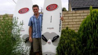 Carbon Art signs up new team rider Chris Lockwood of WA