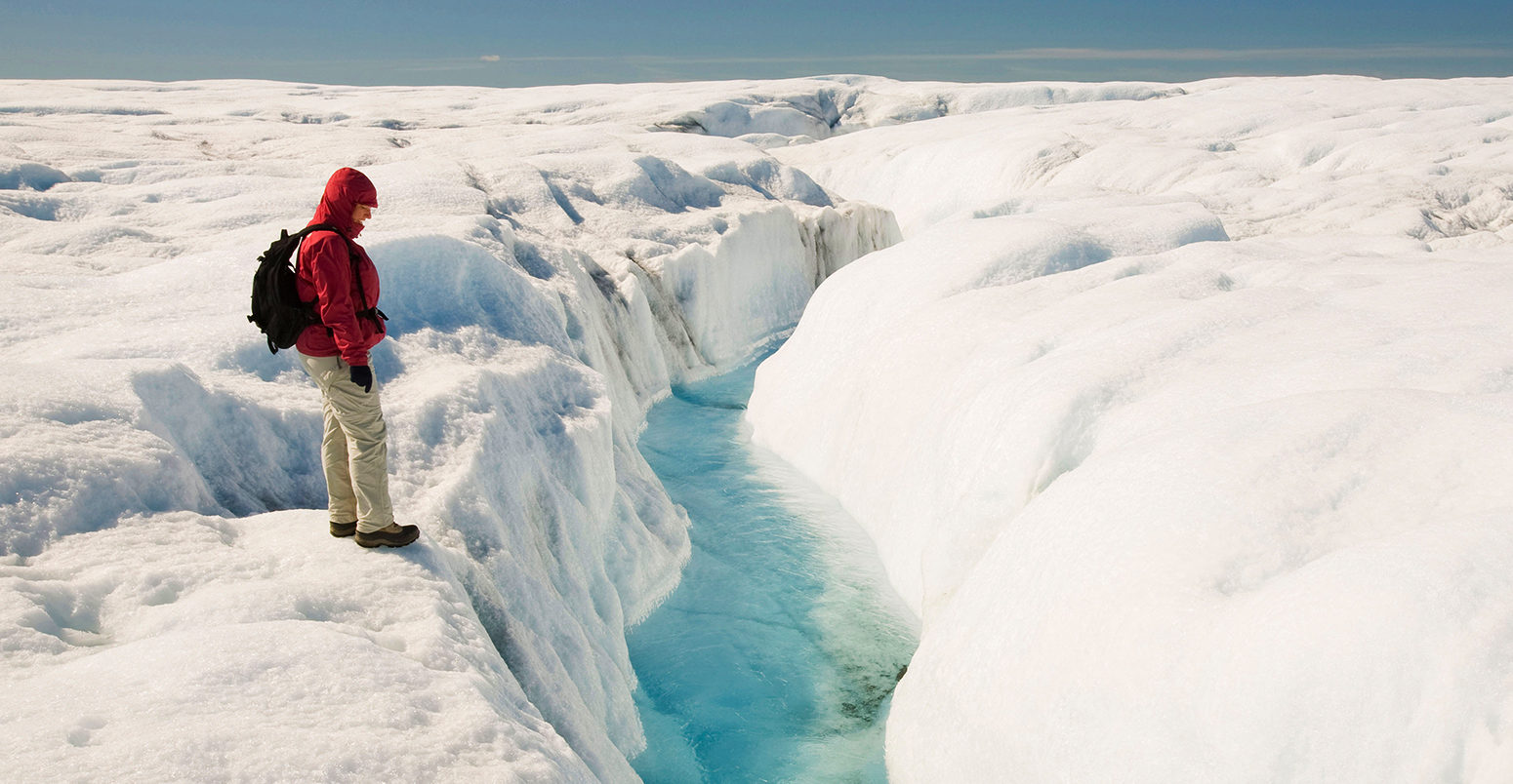 Guest post: How the Greenland ice sheet fared in 2017 | Carbon Brief
