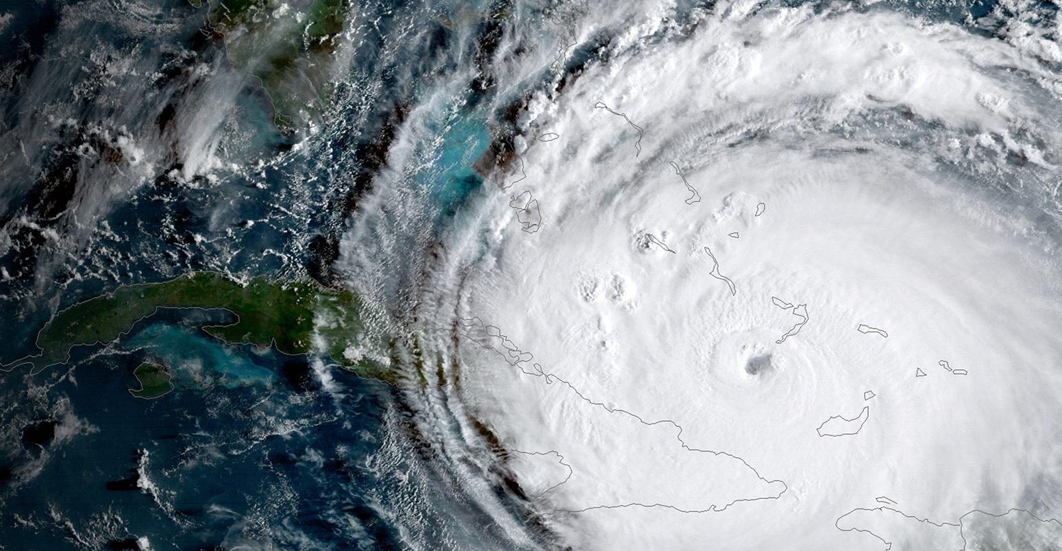 media reaction hurricane irma