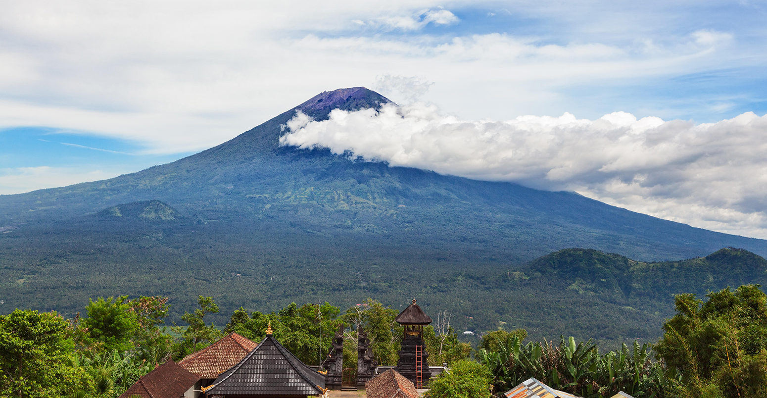 Analysis How Could The Agung Volcano In Bali Affect Global