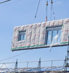 an offsite manufactured wall panel is lowered onto an energiesprong house in longueau france during a retrofit credit energiesprong international  [ 1550 x 804 Pixel ]