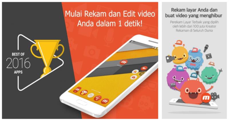 aplikasi perekam layar hp iphone