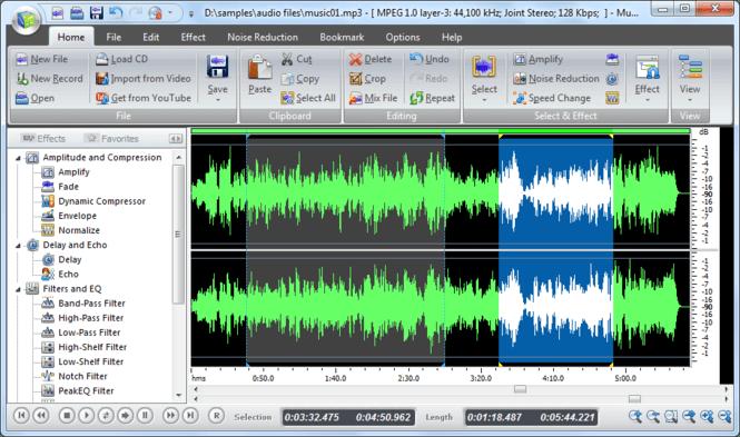 aplikasi untuk mix lagu di laptop
