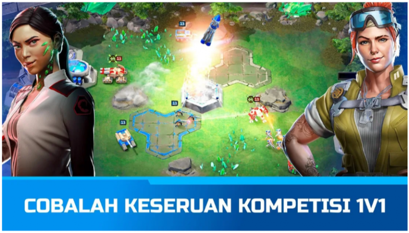 game strategi android online