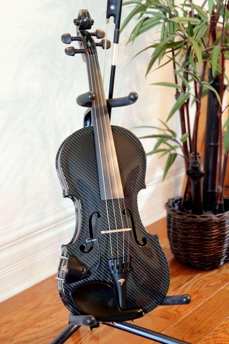 4 String Carbon Fiber Violin